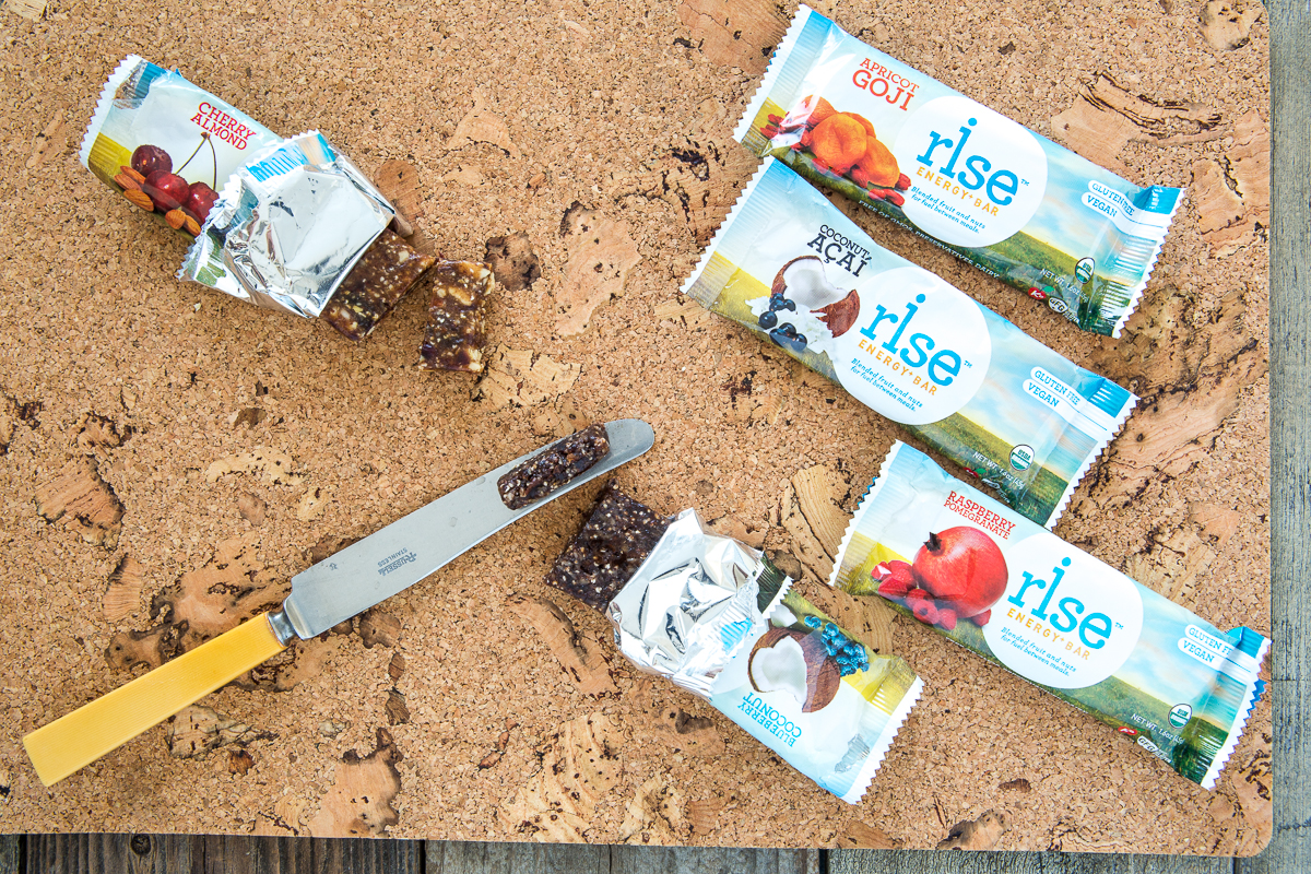 Rise Bars: Review & Giveaway!