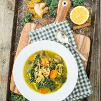 Eat Your Greens Detox Soup