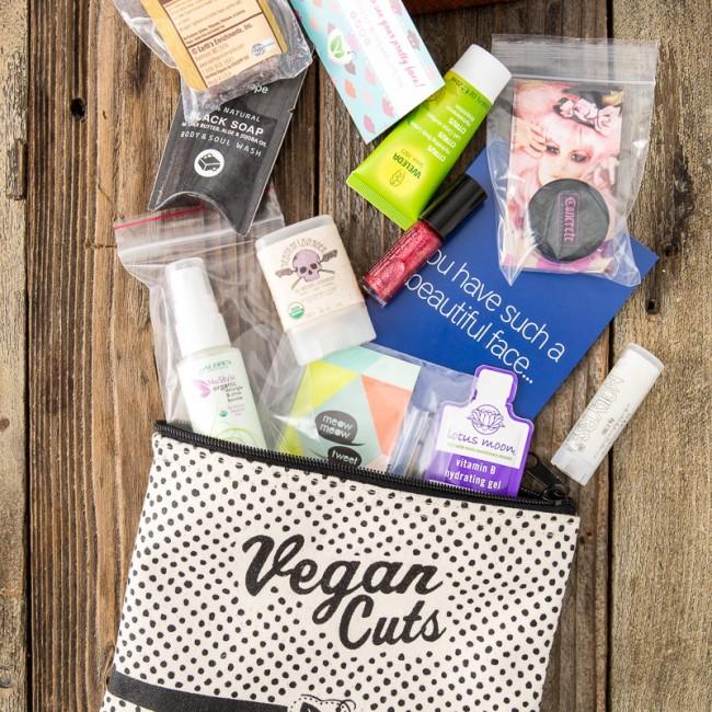 Vegan Cuts Beauty Essentials Kit