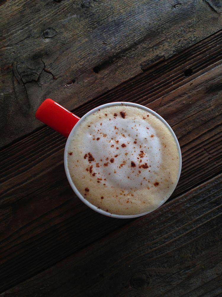 Vanilla-Almond Chai Latte