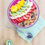 Dragon Fruit Smoothie Bowl + The NuNatural Giveaway Winners!