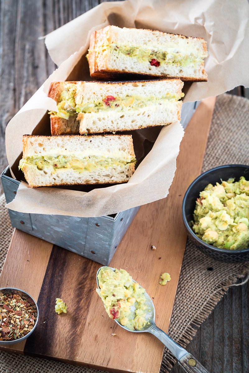 Spiced Avocado Sandwich Recipes — Dishmaps
