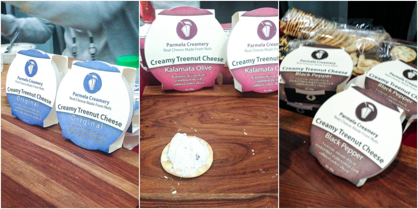 Parmela Cashew Cream Cheese