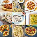 30 Vegan Pizza Recipes for National Vegan Pizza Day 2014