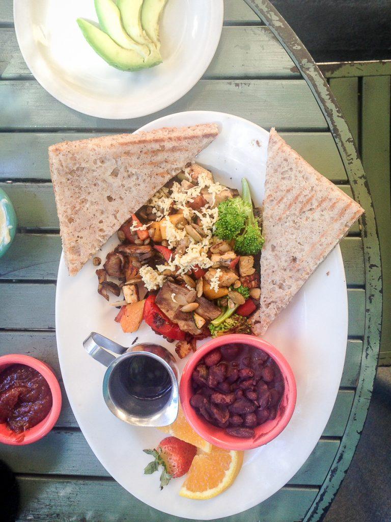 Adama Vegan Comfort Cuisine Santa Barbara