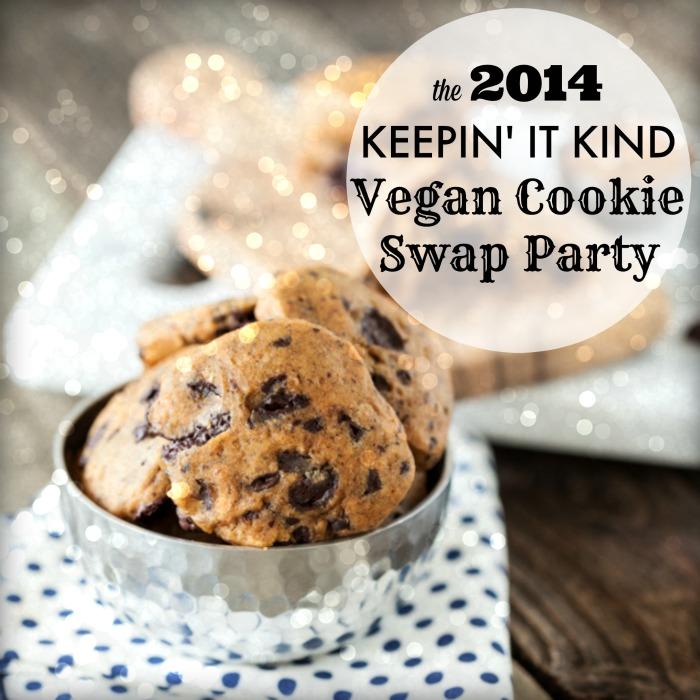Vegan Cookie Swap Party