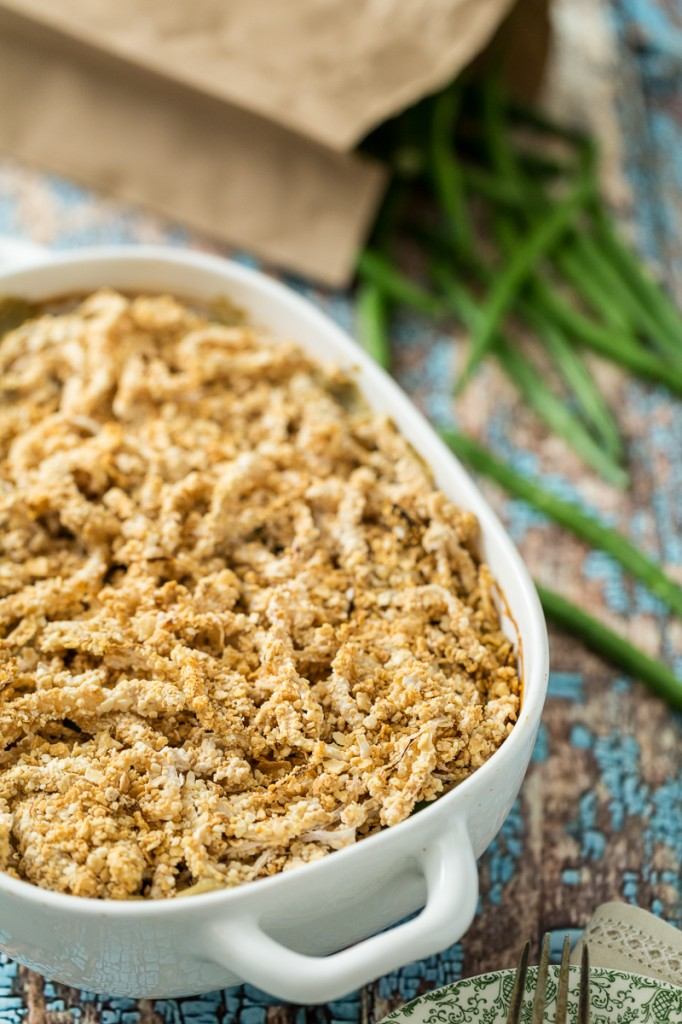 Green bean casserole, Bean casserole and Green beans on Pinterest