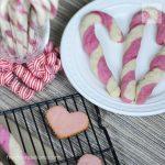 Sarah's Candy Cane Cookies