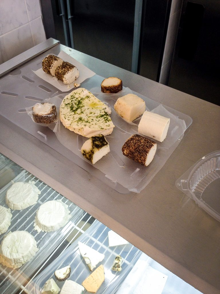 Vromage: A Vegan Cheese Shop in LA!