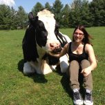 My Vegan Story: Kristin Lajeunesse of Will Travel For Vegan Food