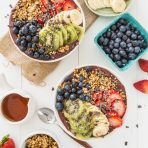 My Favorite Açai Bowl + Tips & Tricks for a Stellar Smoothie Bowl