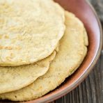 Easy, Homemade, Yeast-Free, Vegan & Gluten-Free Flatbread