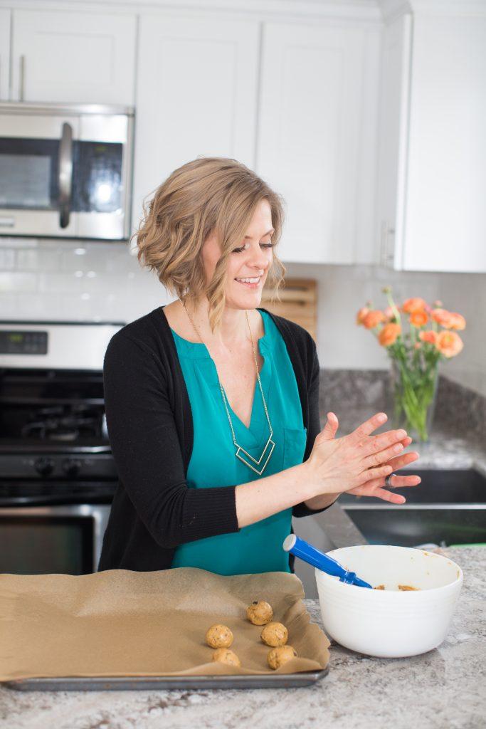 Kristy in Kitchen