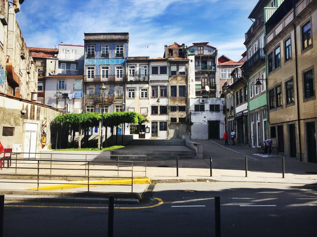 vegan in porto