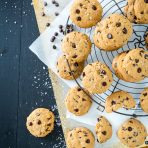 Really Wonderful Gluten-Free Vegan Chocolate Chip Cookies