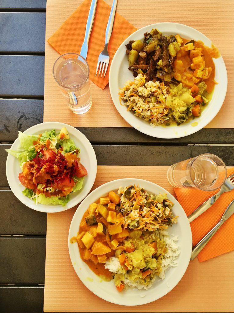 Vegan in Faro