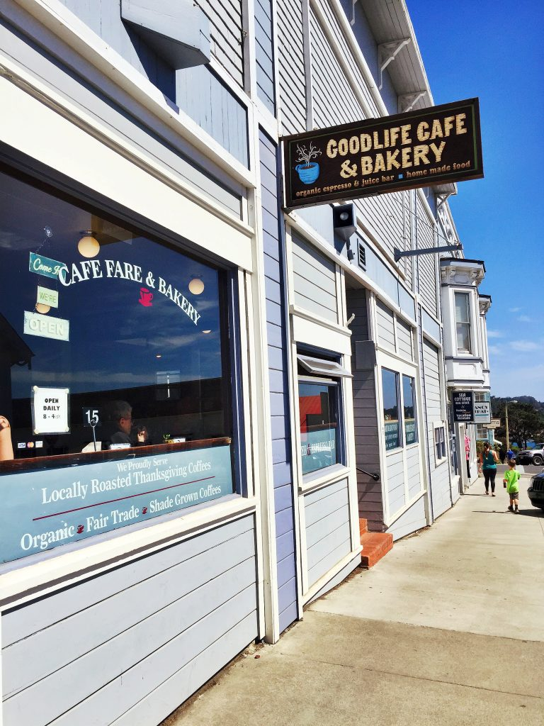 Vegan Travel: Mendocino, California