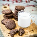 Vegan Gingerbread Cookies