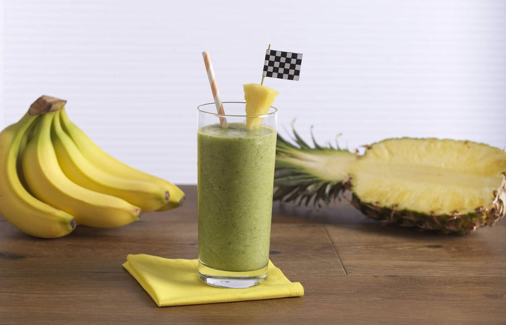 Pineapple Pit Stop Smoothie