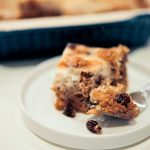 Marbled Carrot Cake Raisin Bars