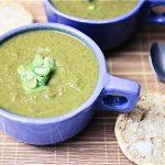 Spring Onion & Celery Soup