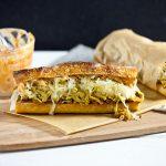 The Philly Reuben Sandwich