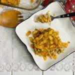 Virtual Vegan Potluck: Hash Brown Casserole