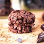 Ultimate Quadruple Chocolate Chip Cookies 6