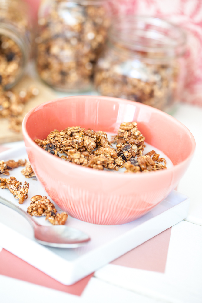 Black Forest Granola 7