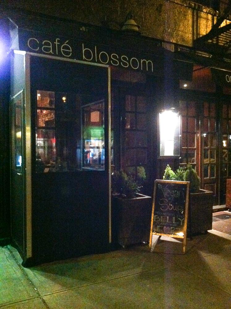 Cafe Blossom 1
