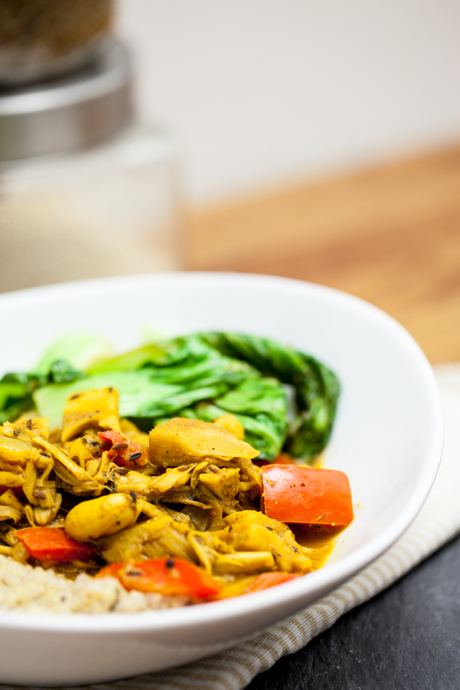 Jackfruit Curry 6