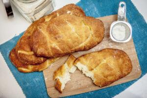 Soft Pretzel Bread