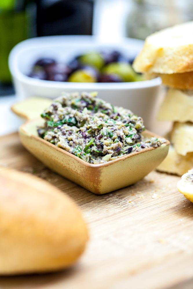 Artichoke Olive Tapenade 6