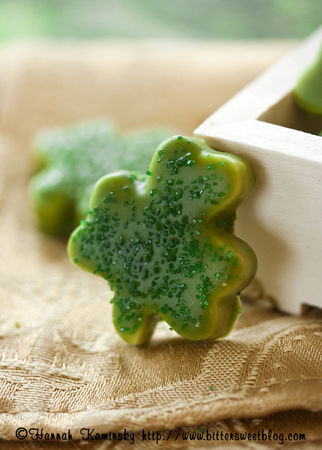 Shamrock Patties