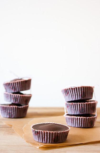 Chocolate Peanut Butter & Coconut Cups