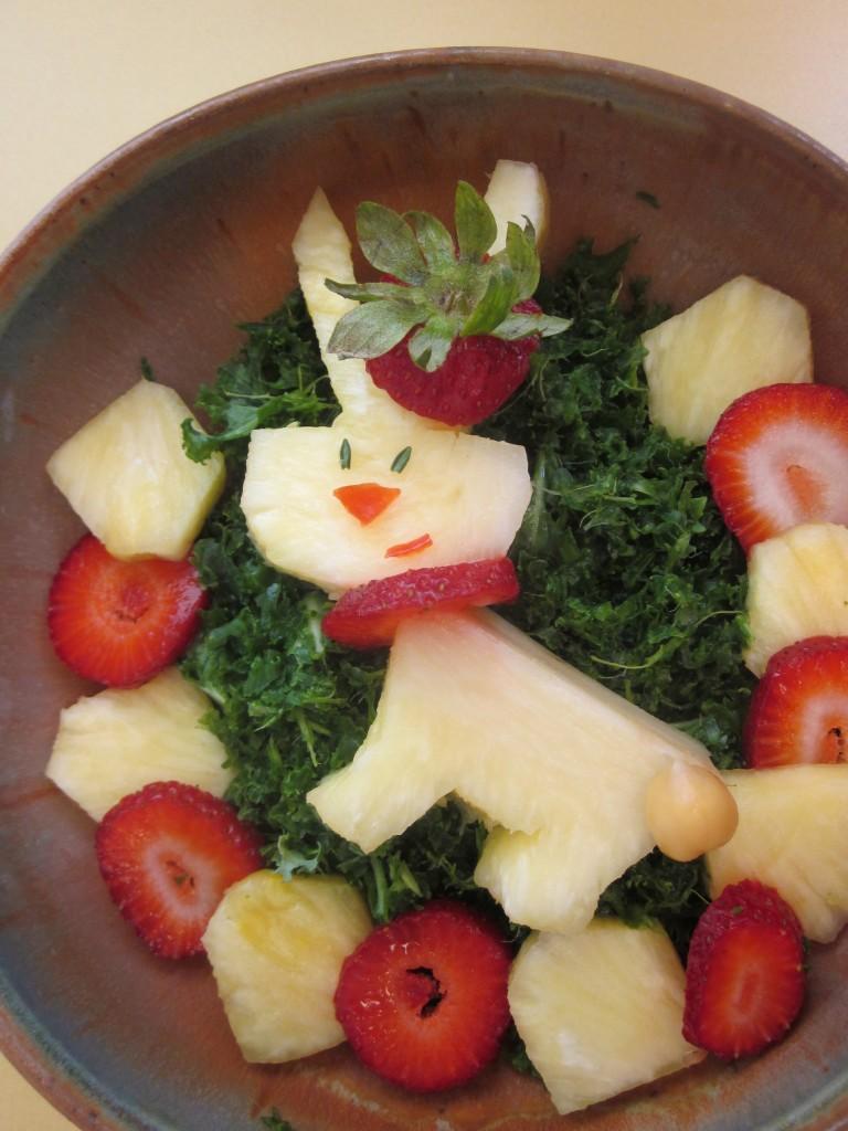 Easter Basket Salad