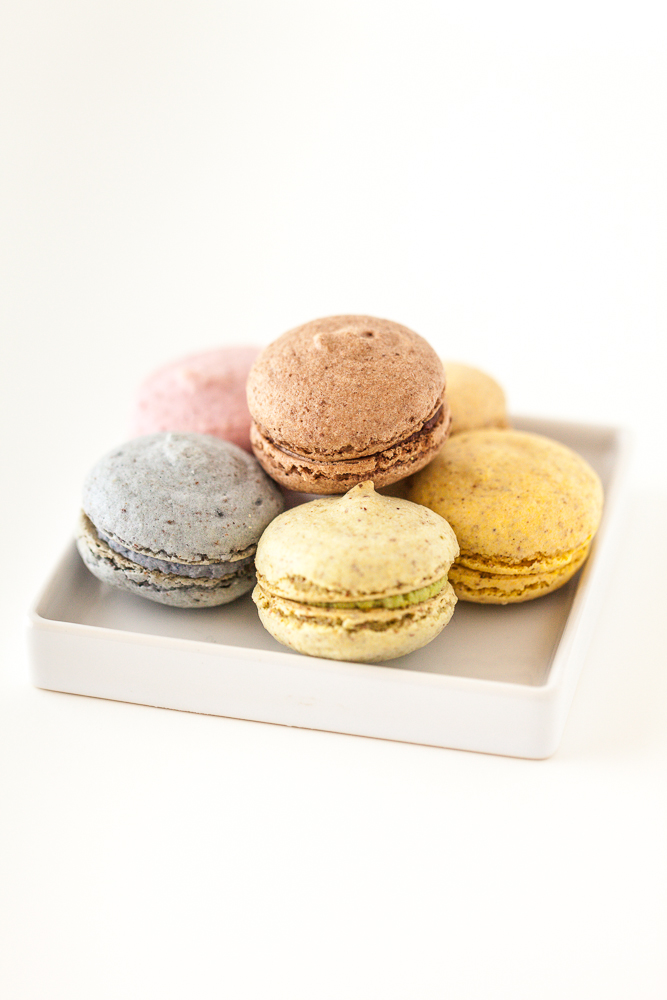 Vegan French Macaroons