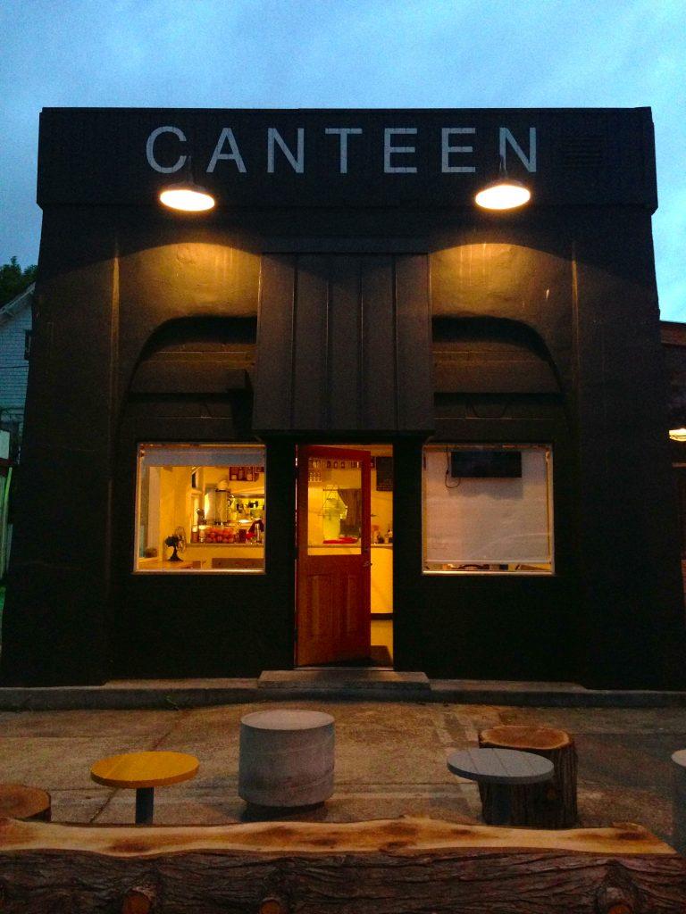Canteen Portland