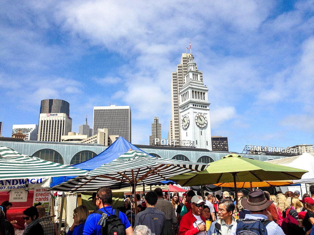 Ferry Building Farmer's Market
