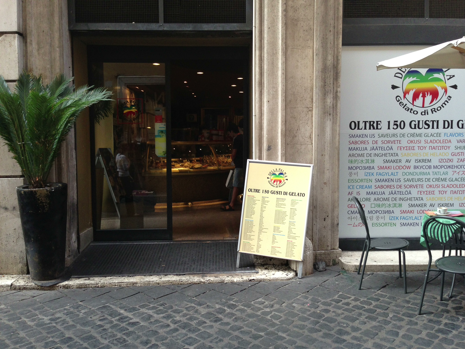 Vegan in Rome