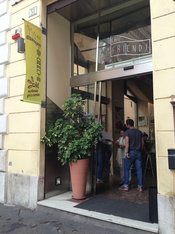 Vegan in Rome
