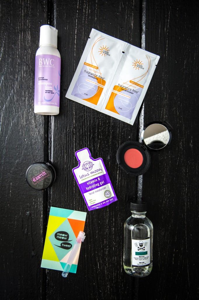 Vegan Cuts Monthly Beauty Box