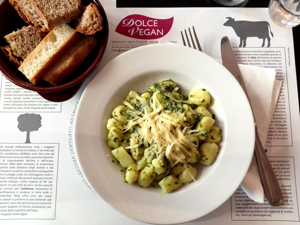 Vegan In Florence