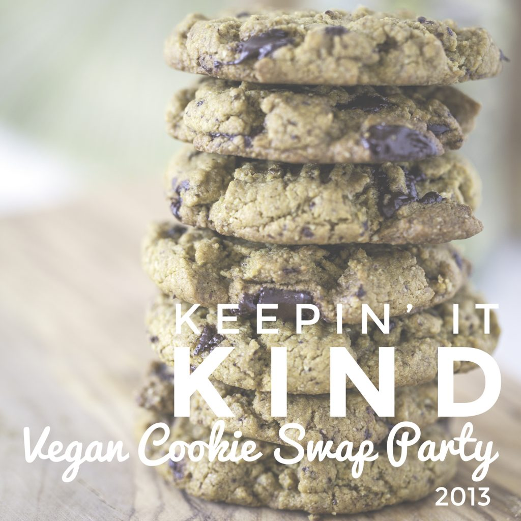 Vegan Cookie Swap Party