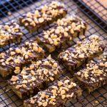 Peanut Butter Crunch Protein Bars