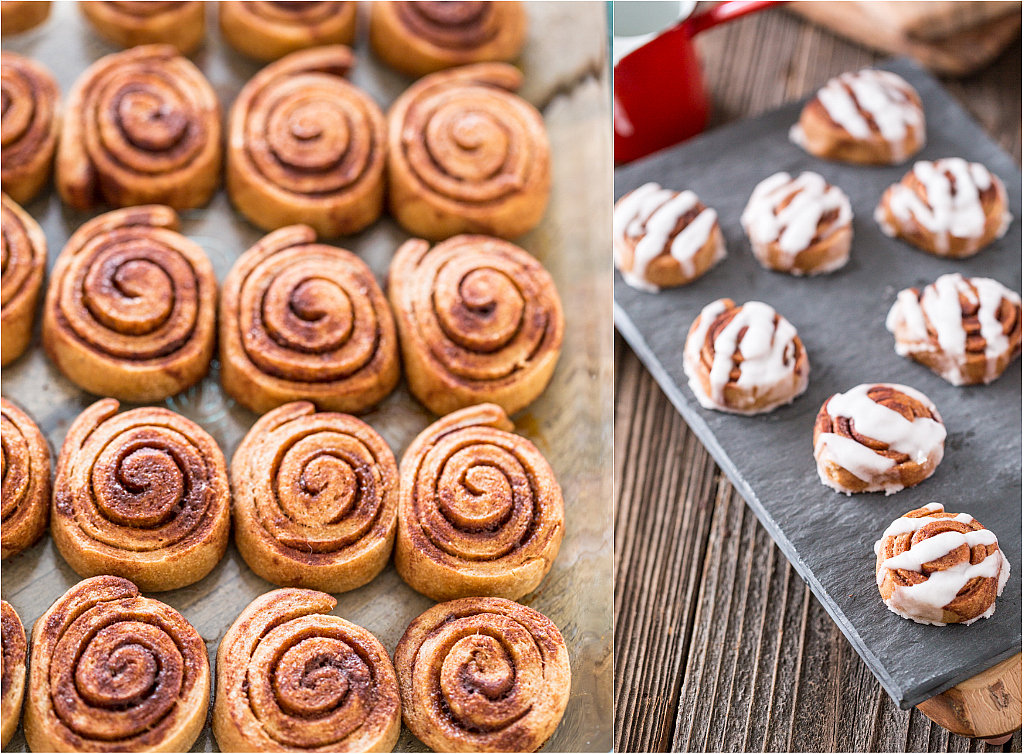 Kristy's Cinnamon Roll Cookies