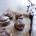 Heather's Gingerbread Whoopie Pies