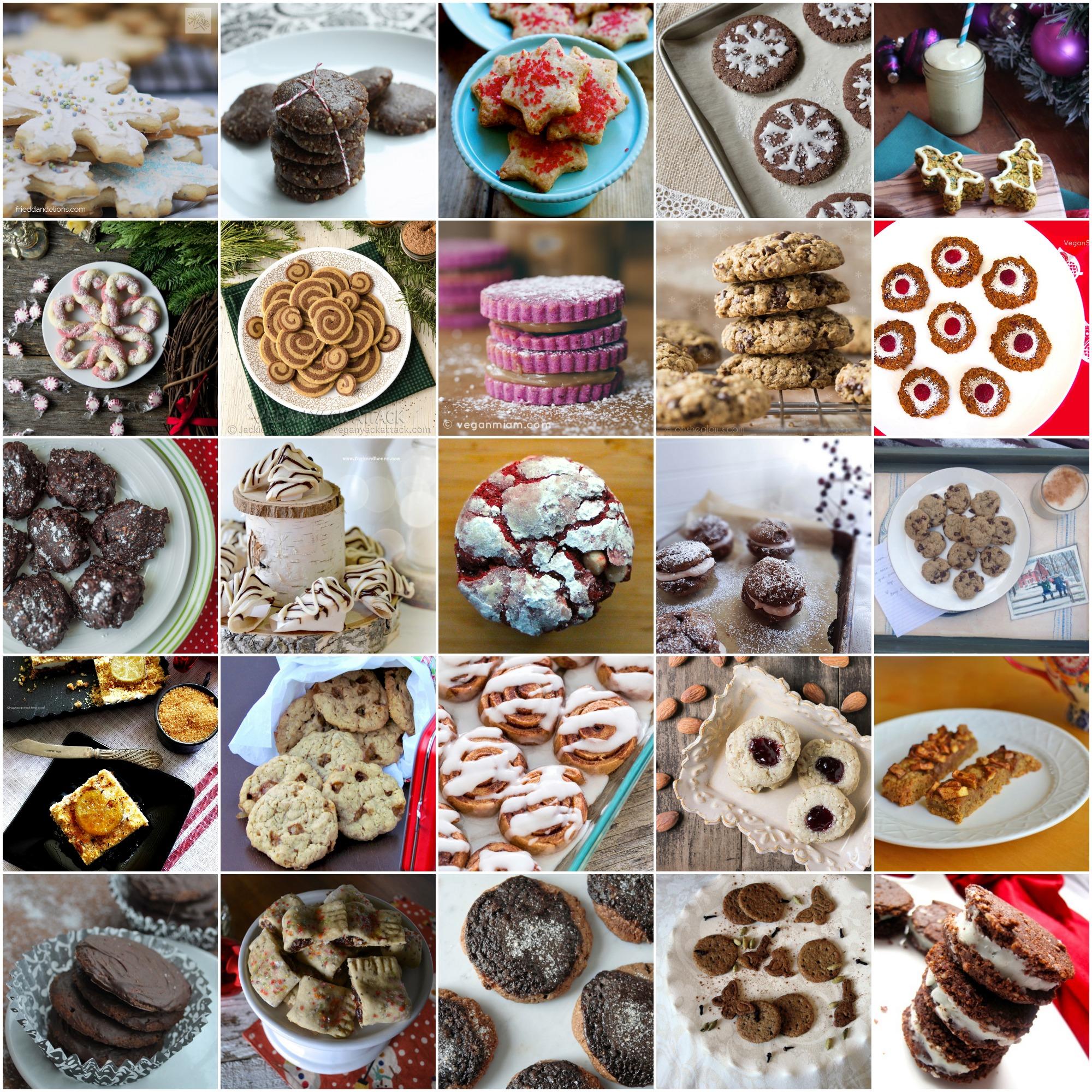 Vegan Cookie Swap Party 2013