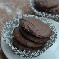 Somer's Vegan Thin Mints