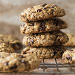 Angela's Vegan & Gluten-Free Turtle Cookies